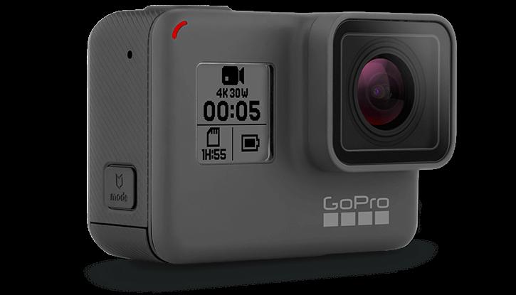 GoPro Hero5 Black opnemen in UltraHD bij 4KProducties.nl